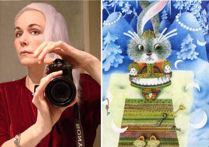 Вікторія Ковальчук — львівська художниця-графік