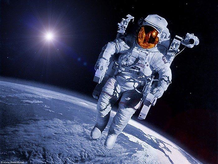 Космонавт. Загадки в стихах с отгадками в рифму