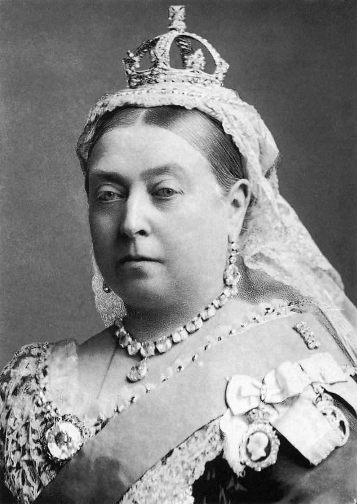 Англійська королева Вікторія