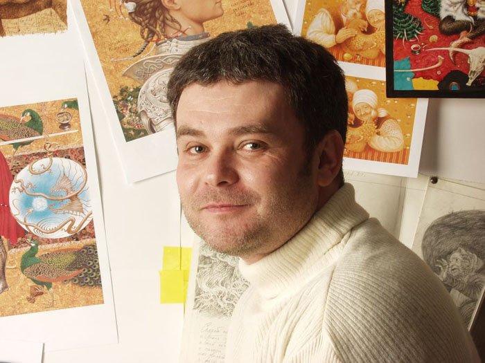 Владислав Ерко — украинский художник-иллюстратор.