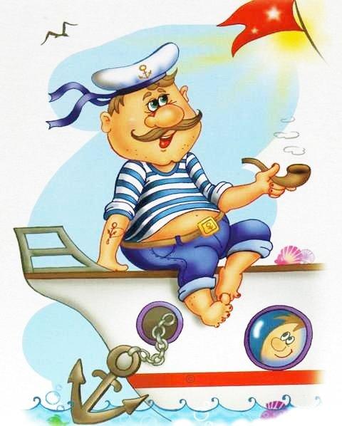 Загадки о профессиях: моряк