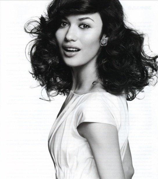 Ольга Куриленко — французская актриса украинского происхождения