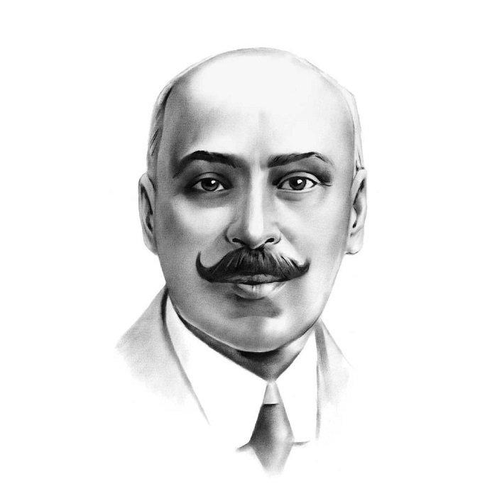 Михаил Коцюбинский — известный украинский писатель
