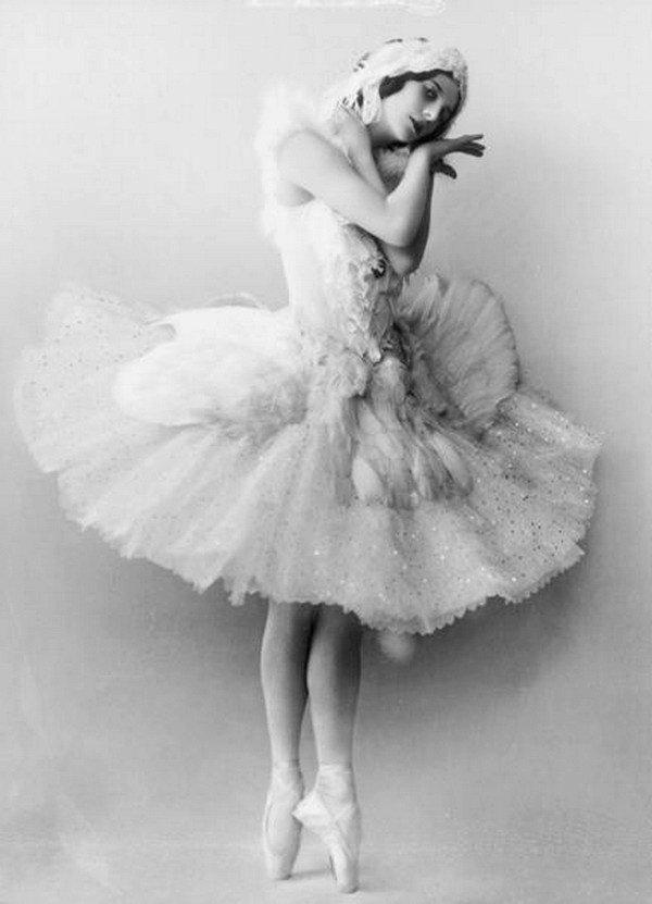 Анна Павлова — всемирно известная российская балерина