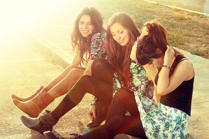 Тест на дружбу для девушек, результат №2