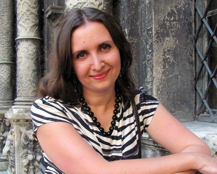 Марьяна Савка —украинская поэтесса, детская писательница