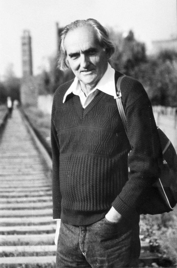 Ярослав Дашкевич — украинский историк, археограф.