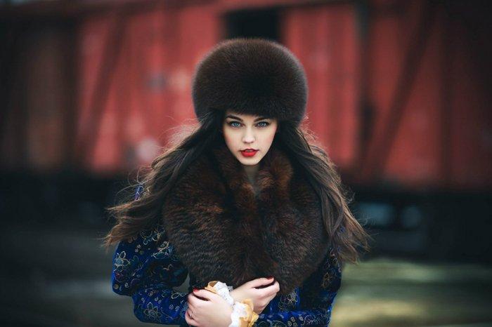 Марьяна Василевская — украинская фотомодель.
