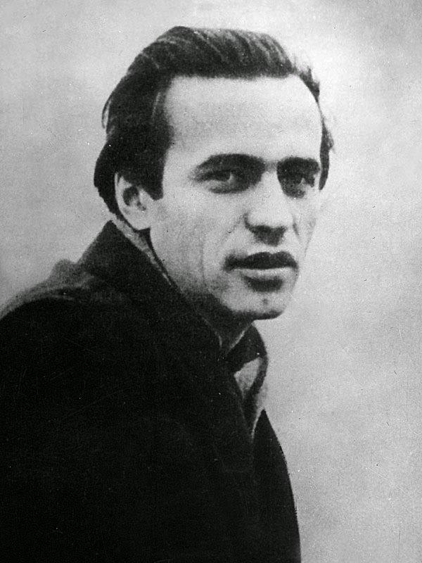 Василий Симоненко — украинский поэт