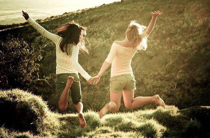 Тест на дружбу для дівчат: питання