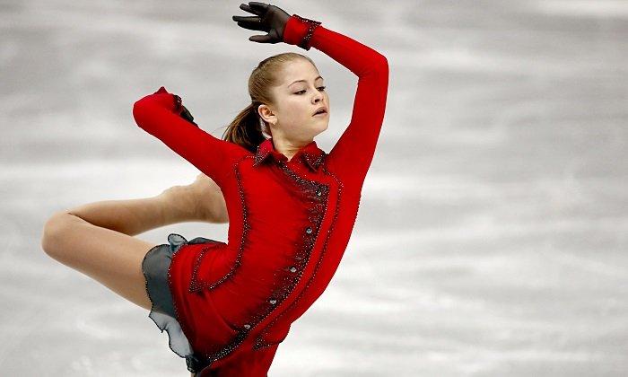 Юлия Липницкая — российская фигуристка
