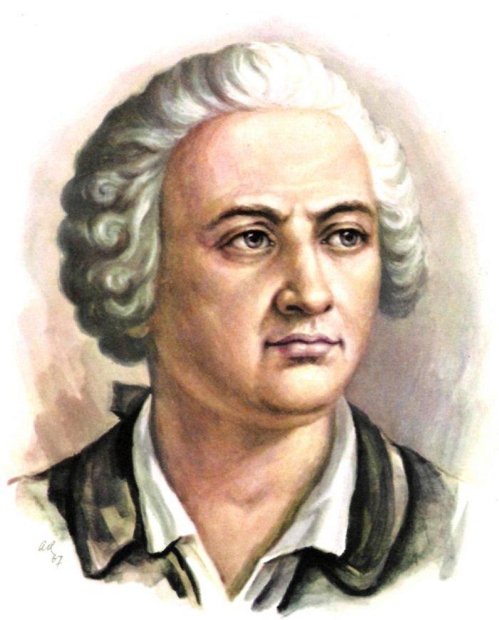 Михайло Ломоносов — російський вчений-натураліст