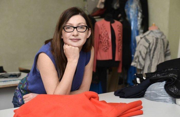 Оксана Караванская — известный украинский модельер