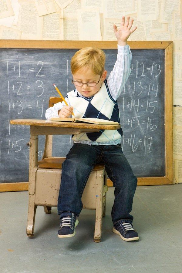 Вікторина, гра з математики для дітей