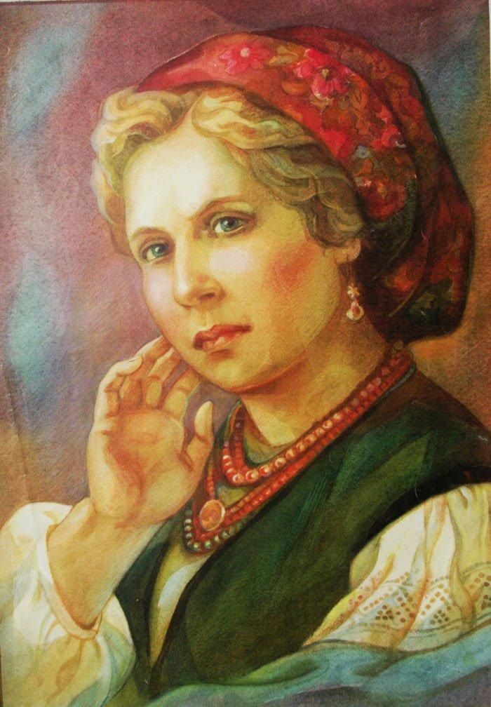 Графиня Єлизавета Іванівна Милорадович