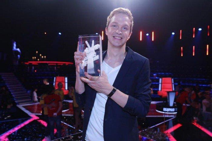 Игорь Грохоцкий (победитель украинского вокального проекта «Голос країни. Перезавантаження»)