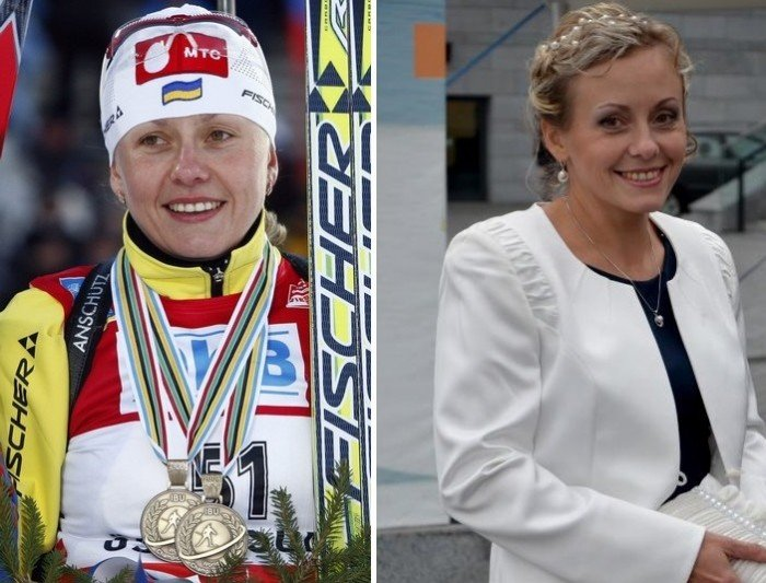 Оксана Хвостенко — украинская биатлонистка