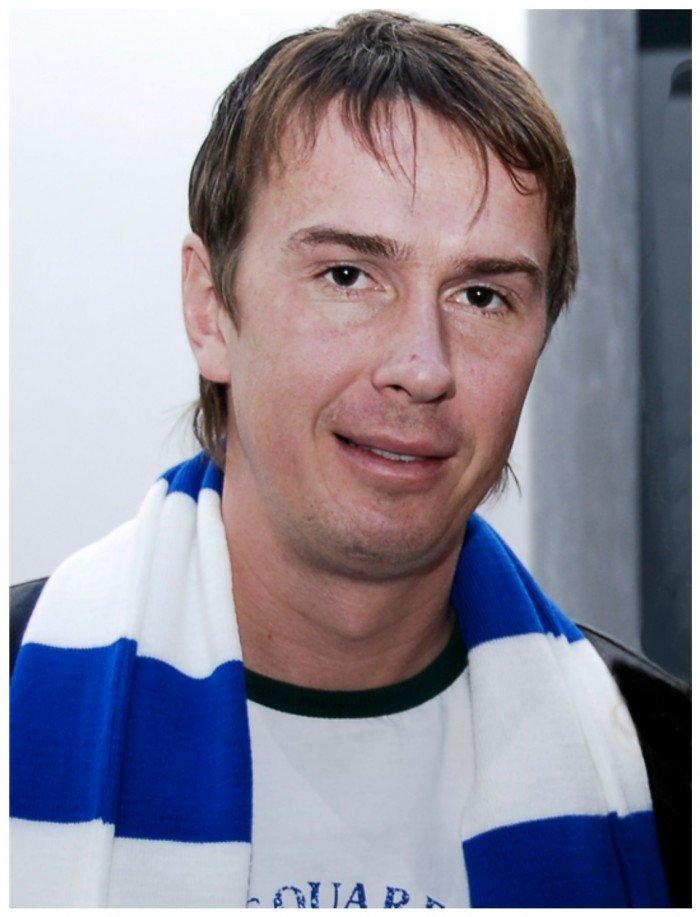 Валентин Белькевич — білоруський та український футболіст