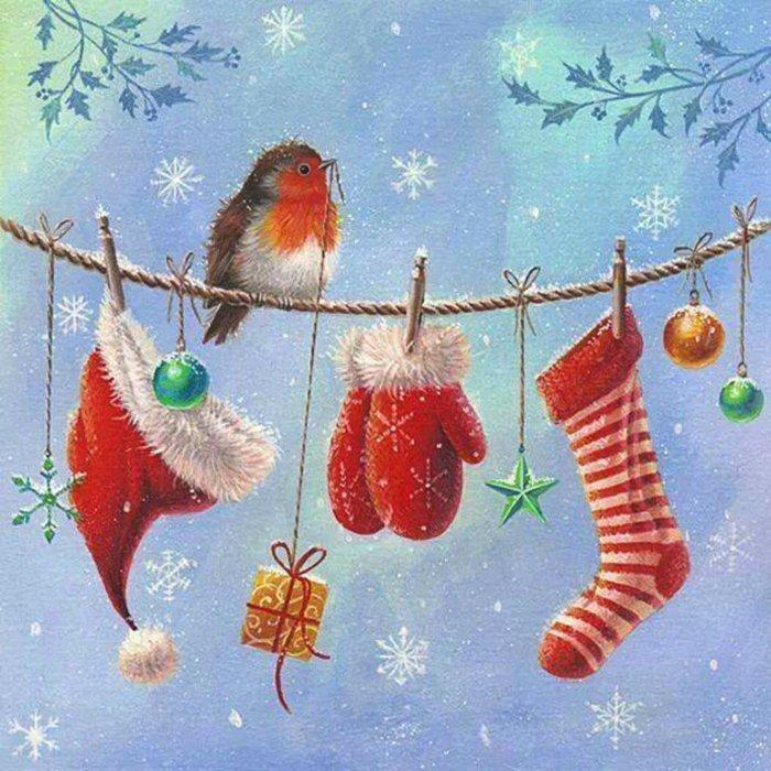Новогодние загадки от Деда Мороза