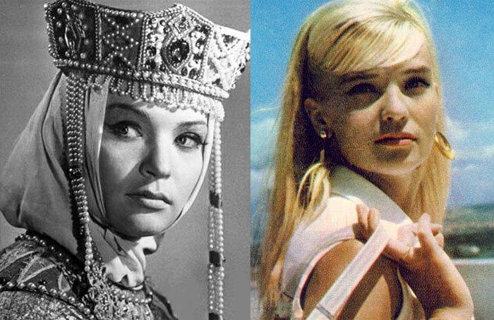 Светлана Светличная — советская актриса театра и кино