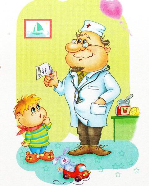 Загадки о профессиях: врач