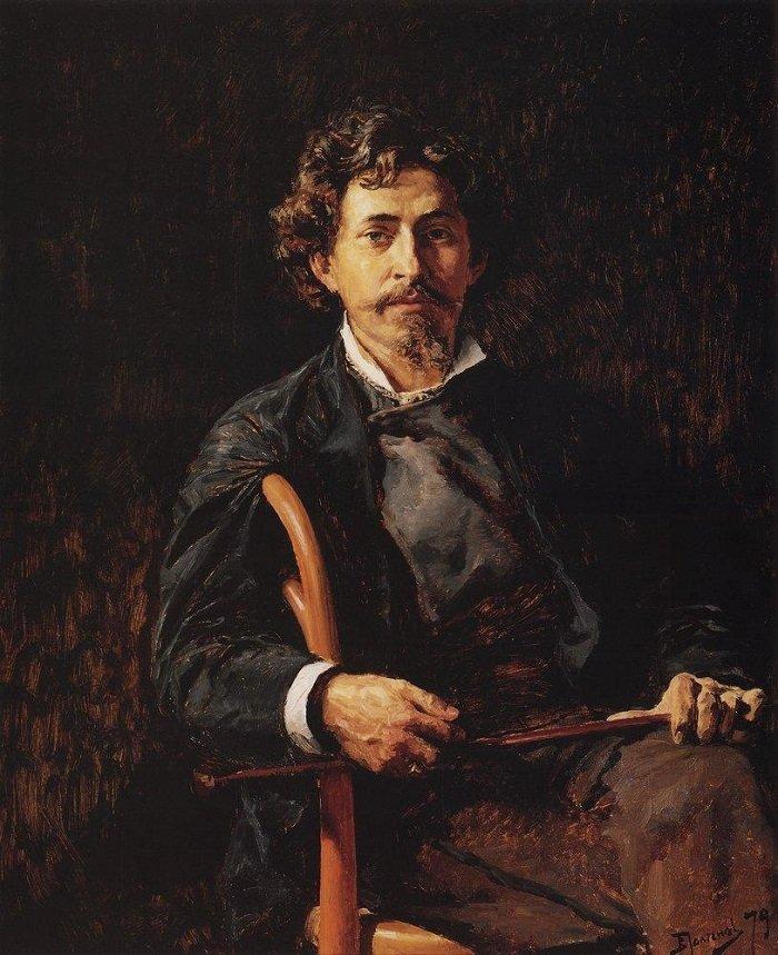 Ілля Рєпін — видатний художник