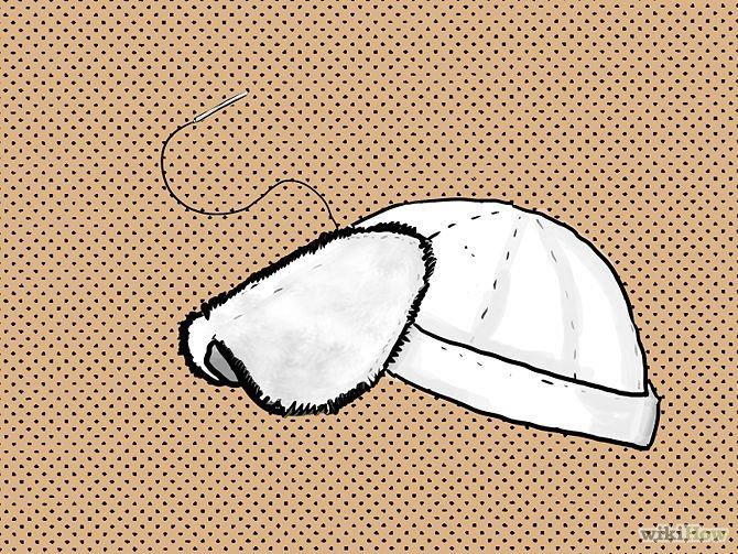 Як робити костюм барашка