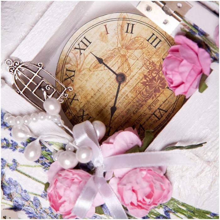Часы сердечко, фото 21