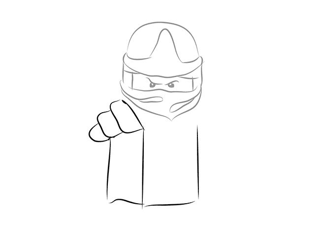 Як намалювати робота
