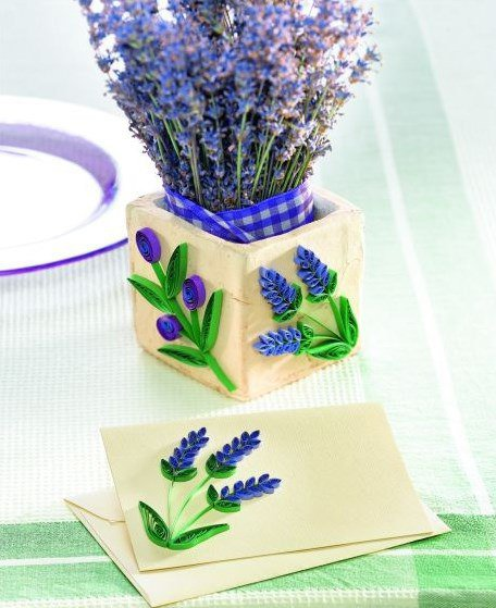 Квиллинг-цветы
