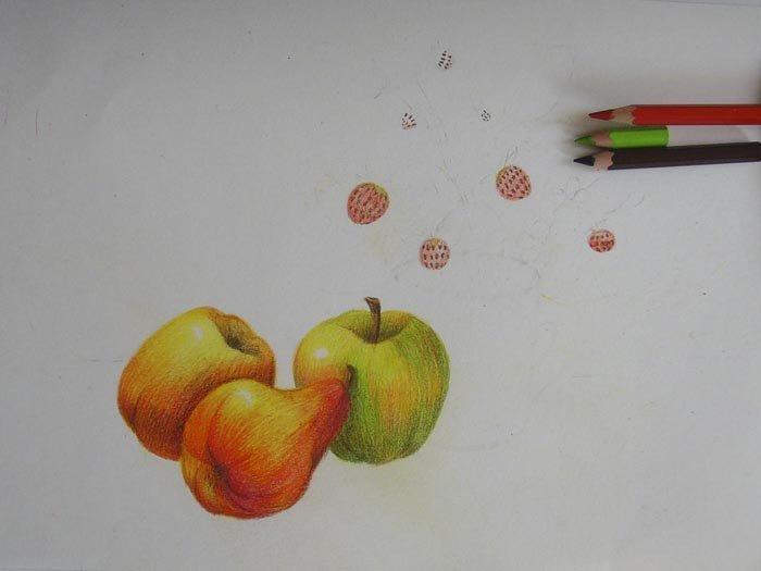Как нарисовать натюрморт карандашом поэтапно, фото 8