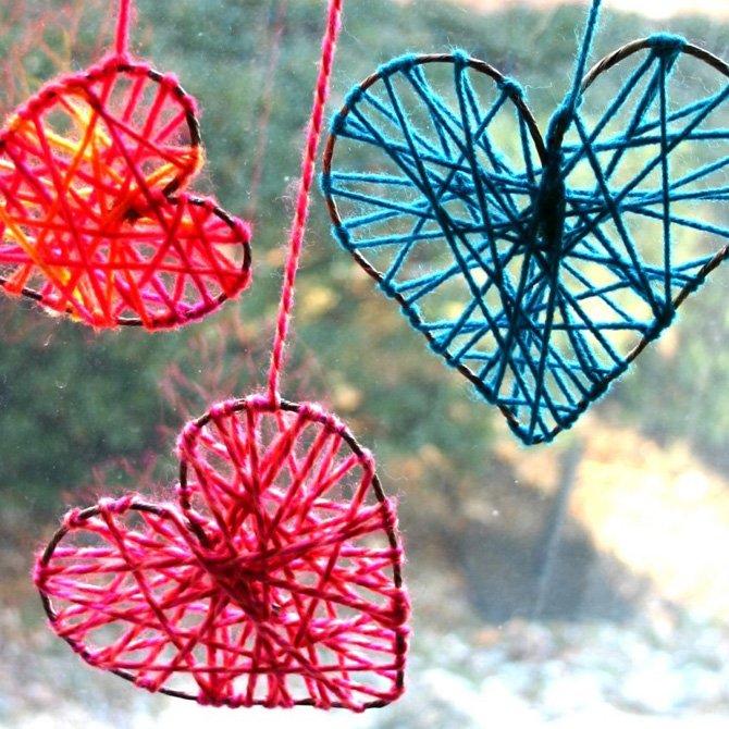 Оформление ко Дню Святого Валентина