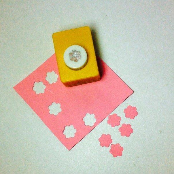 Скрапбукінг, майстер клас: листівка з днем народження своїми руками. Фото 12