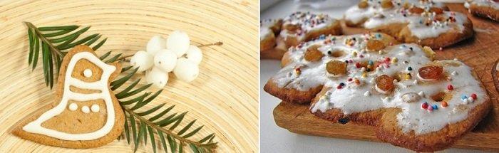 Рецепт медових миколайчиків