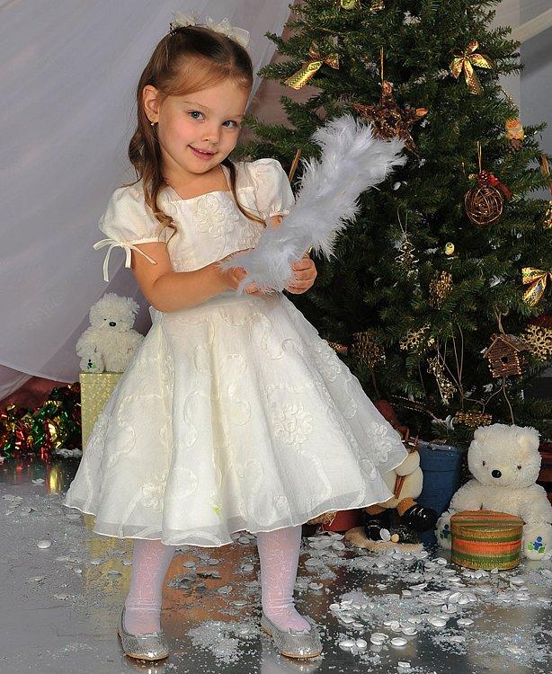 Новогодние костюмы для девочек, фото 2