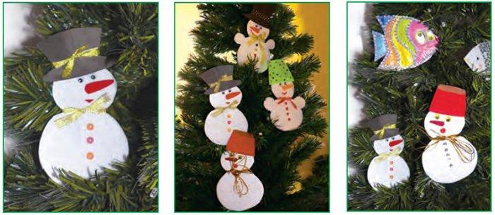 Робимо новорічні поробки з паперу, фото 10