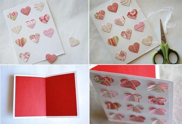 Оригінальні валентинки до Дня закоханих