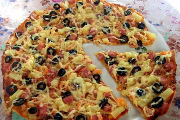 Рецепт итальянской пиццы, фото 11