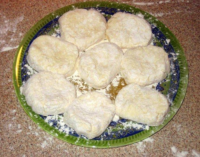 Рецепт сырников. Инструкция, фото 6