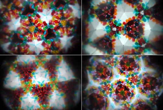 Как сделать калейдоскоп своими руками - фото 22