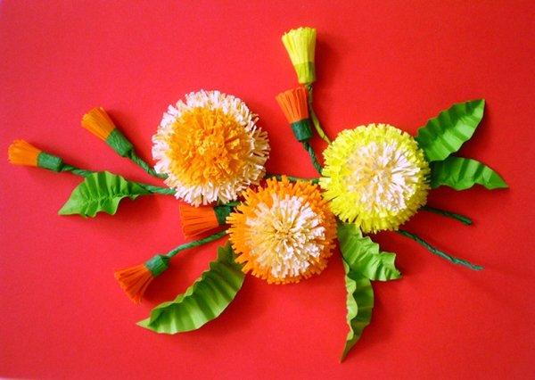 Цветы в технике квиллинг фото 9