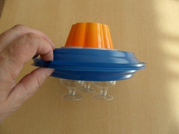 Как сделать летающую тарелку - фото 5