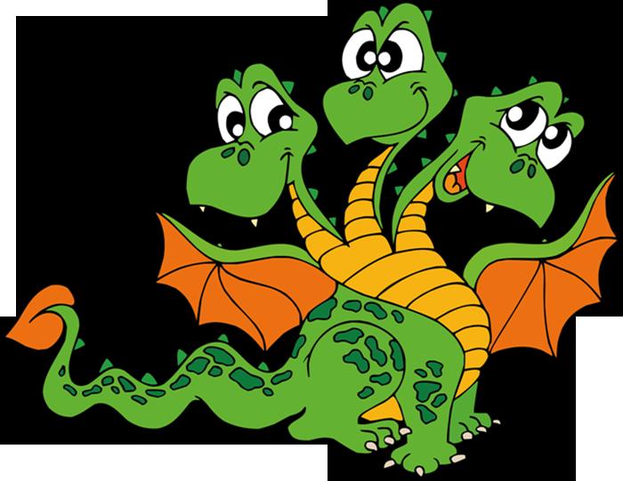 Як намалювати дракона, схема 1 - фото 11