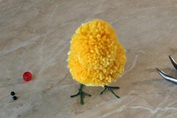 Цыпленок к пасхе своими руками, фото 18