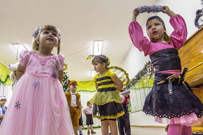 Новогодние костюмы для девочек, фото 1