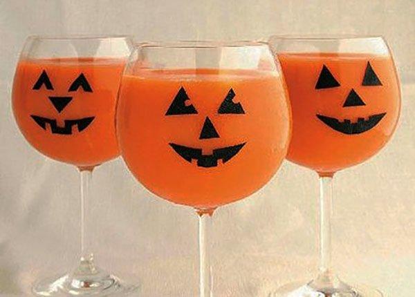 Ужасно вкусные блюда для Хэллоуина, Фонарик «Джек»