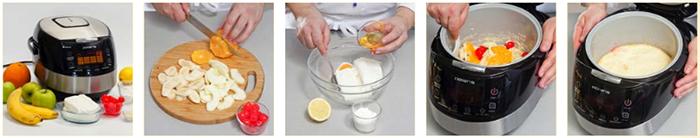 Корисні й смачні десерти в мультиварці, рецепт 2 - фото 2