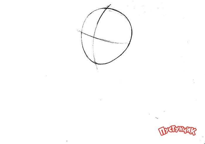 Как нарисовать Монстер Хай - Дракулаура, фото 1