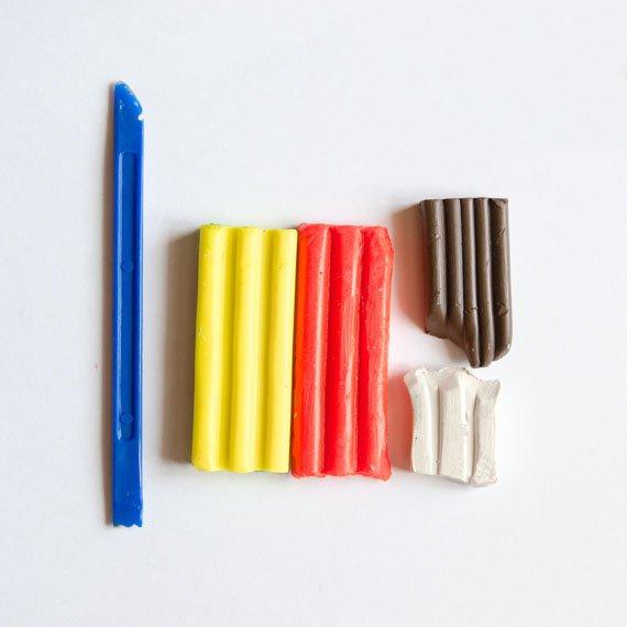Как сделать мороженое из пластилина, фото 1