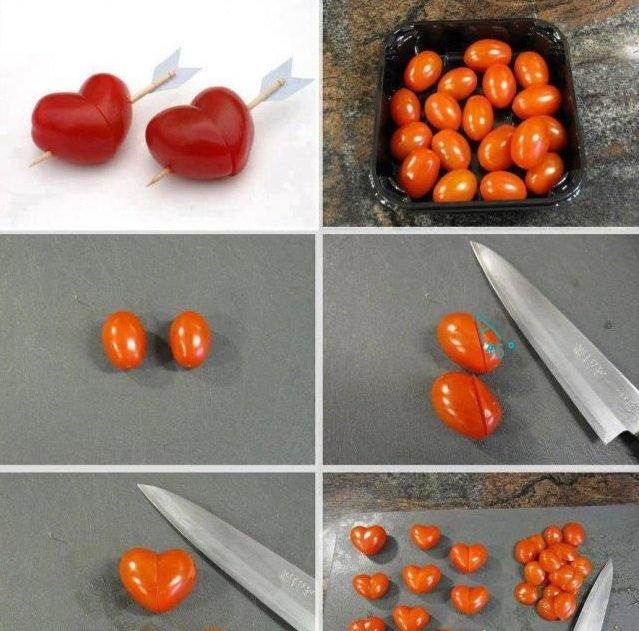 Что готовить на день Святого Валентина